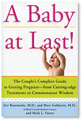 A Baby at Last! cover